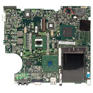Placa de baza laptop